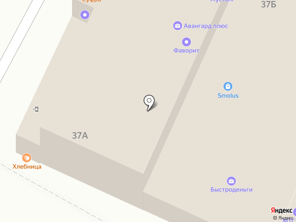 Фаворит на карте Иваново