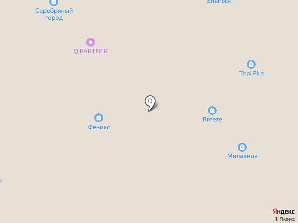 Breeze на карте Иваново