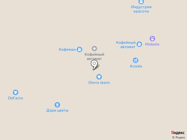 Радио Маяк на карте Иваново