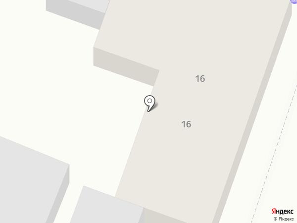 Трансфер в аэропорт на карте Иваново