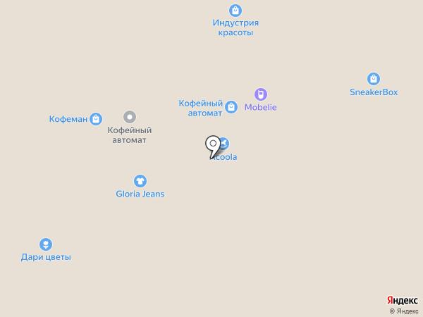 Самодел на карте Иваново