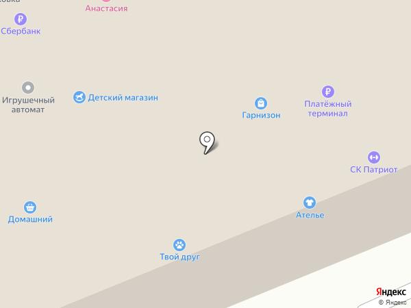 Зеркало на карте Иваново
