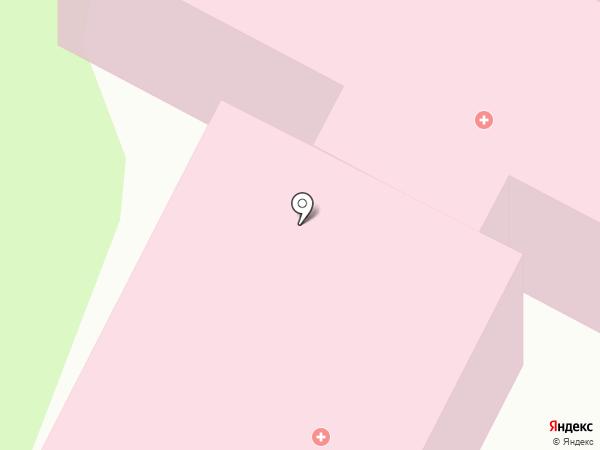 Поликлиника на карте Иваново