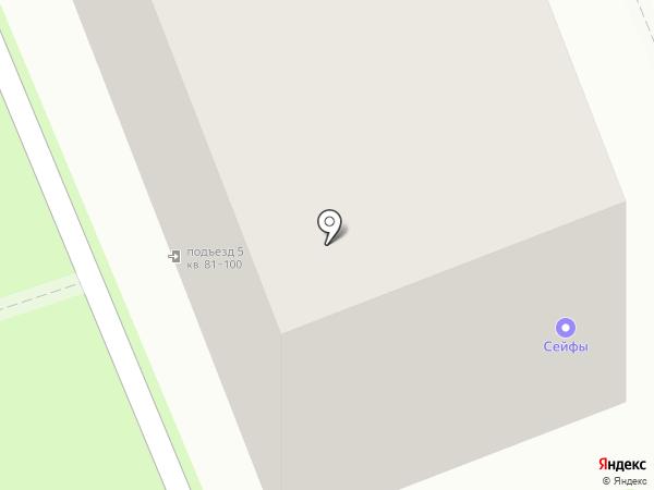 Юнона на карте Иваново