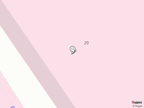 Аваланж на карте Иваново