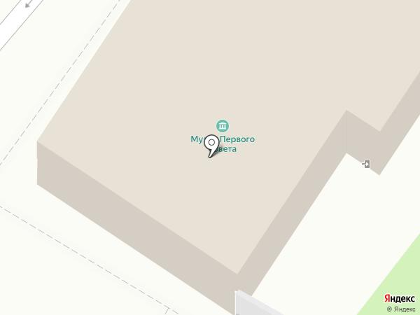 Музей первого Совета на карте Иваново