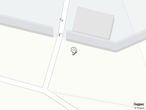 Автостоянка на карте Иваново