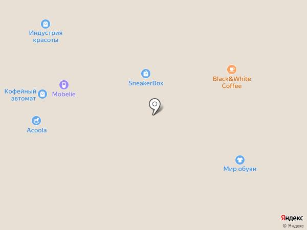 Клинок на карте Иваново