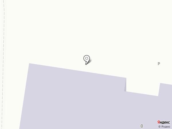 Библиотека №9 на карте Костромы