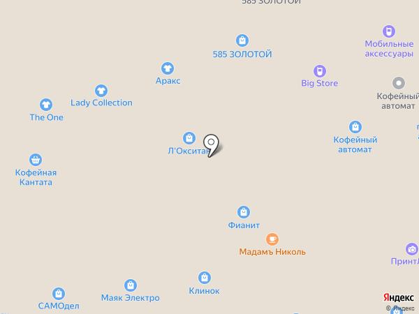 Вафля хаус на карте Иваново