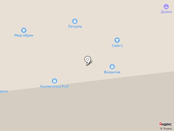 Befree на карте Иваново