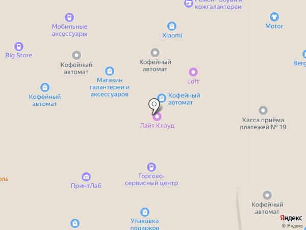 ОТП банк на карте Иваново