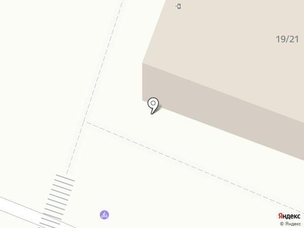 Отдел Военного комиссариата Ивановской области по Фрунзенскому и Ленинскому районам г. Иваново на карте Иваново