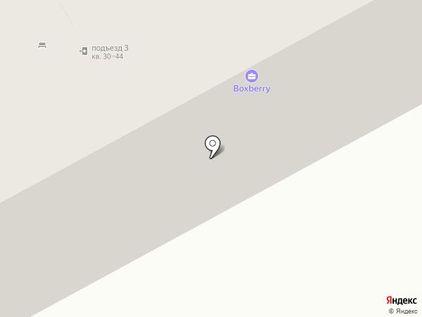 Мастерская обуви на карте Иваново