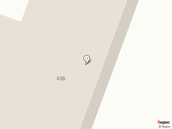 Лабиринт на карте Иваново
