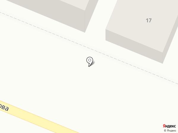 Магазин строительных и электрических материалов на карте Иваново