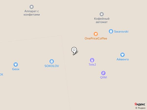 Swarovski на карте Иваново