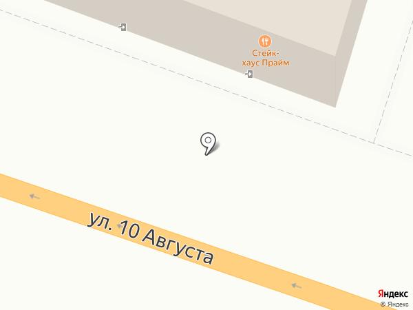 Dudki Bar на карте Иваново
