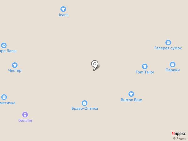 Tom Tailor на карте Иваново