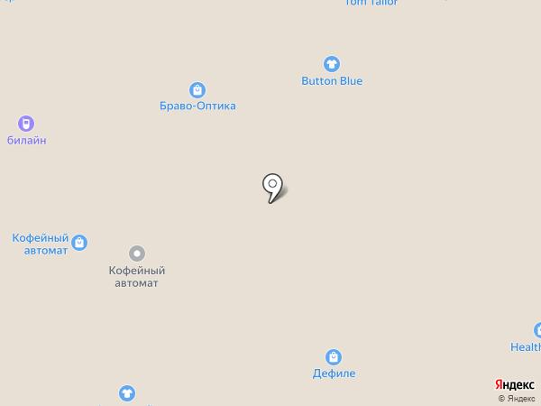 Мелита на карте Иваново