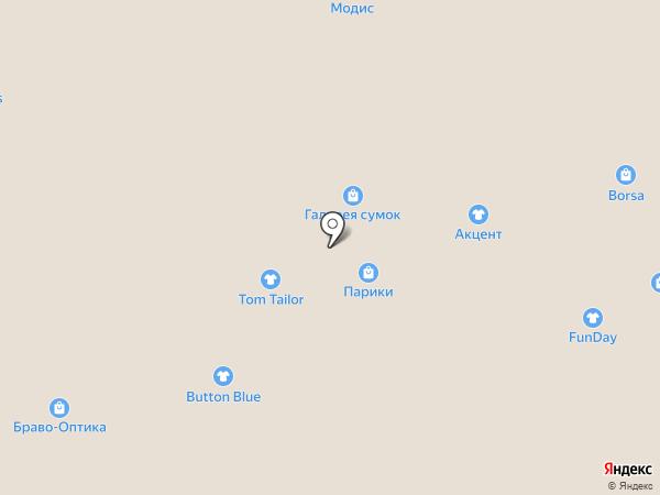 Milano на карте Иваново