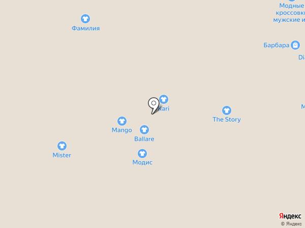 Casual на карте Иваново