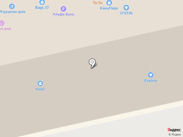 Eveline на карте Иваново