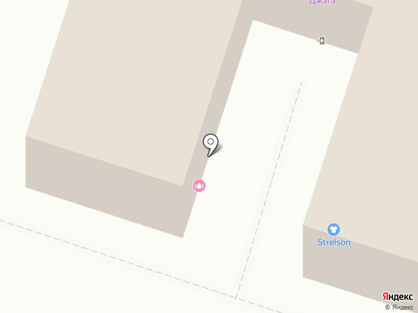Плёс на карте Иваново