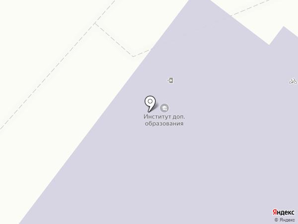 Ивановский государственный химико-технологический университет на карте Иваново