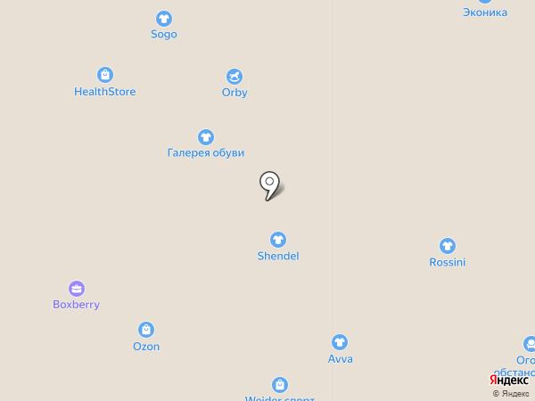 ОГОГО Обстановочка! на карте Иваново