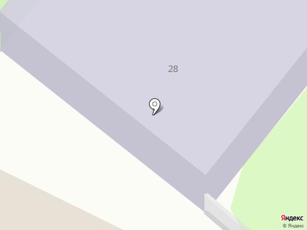 ДОД ДЮСШ №1 на карте Иваново