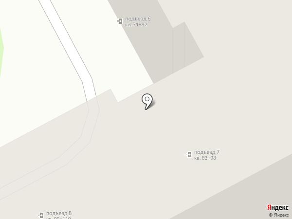 Ашам на карте Иваново