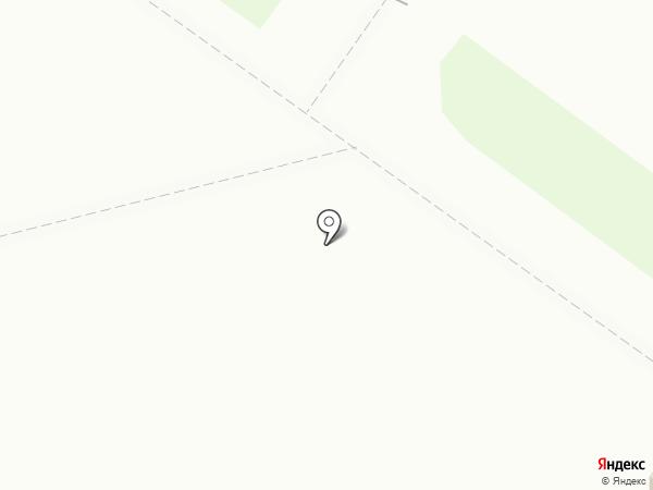 Парус на карте Костромы
