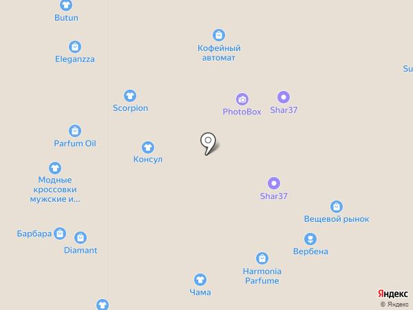 Банкомат, КБ Иваново на карте Иваново