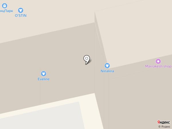Магазин платков на карте Иваново