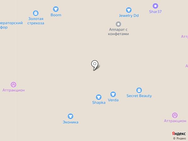 Eleganzza на карте Иваново