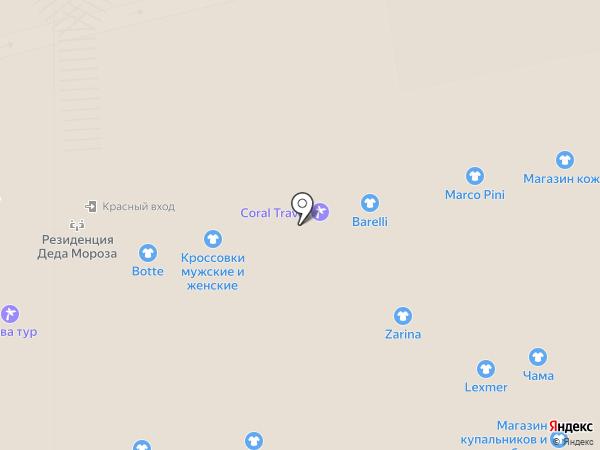 Barelli на карте Иваново