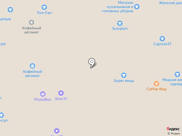 Argo classic на карте Иваново