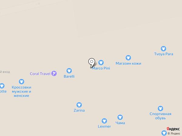 Garro на карте Иваново