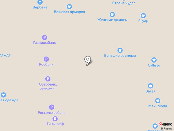 Котофей на карте Иваново