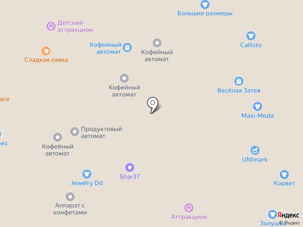 Алиса на карте Иваново