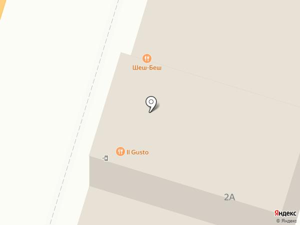 Шеш-Беш на карте Иваново