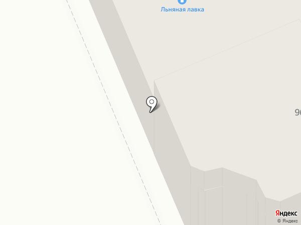 Центр дверей на карте Иваново