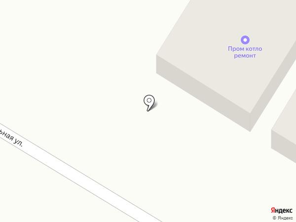 ПромКотлоРемонт на карте Иваново
