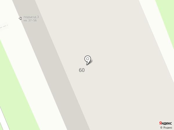 Квадратный метр на карте Иваново
