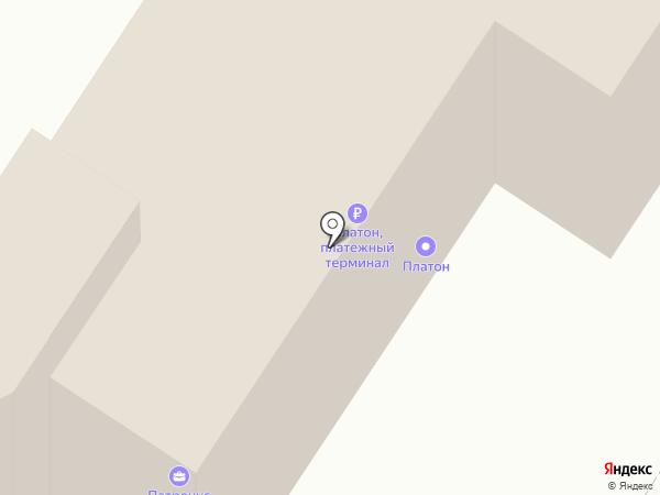 Платон на карте Иваново