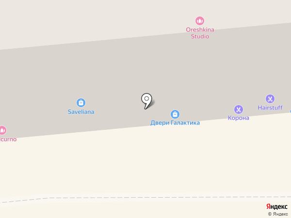 Галактика на карте Иваново
