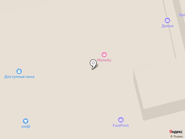 Avomoda на карте Иваново