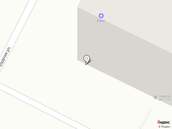 Ринг на карте Иваново