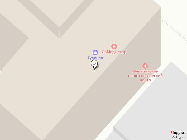 Старк на карте Иваново
